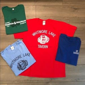 Other - Four large t-shirts in great condition.